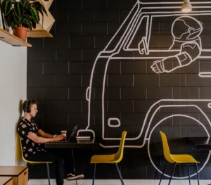 Cafe de Bedoeling, foto Austin Distel